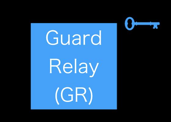 torの仕組みを詳しく解説する画像(黒)・GR
