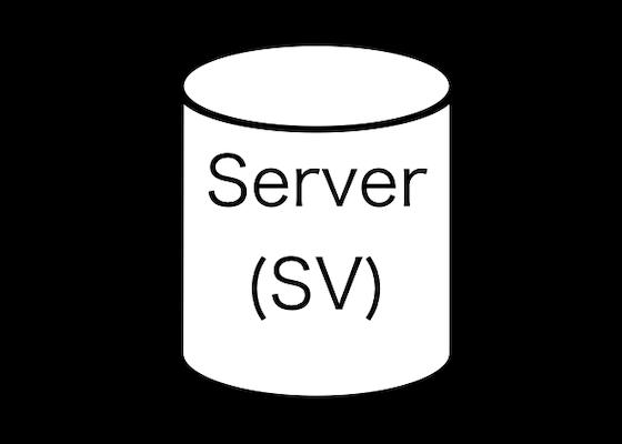 VPNの仕組みを詳しく解説する画像(黒)・SV