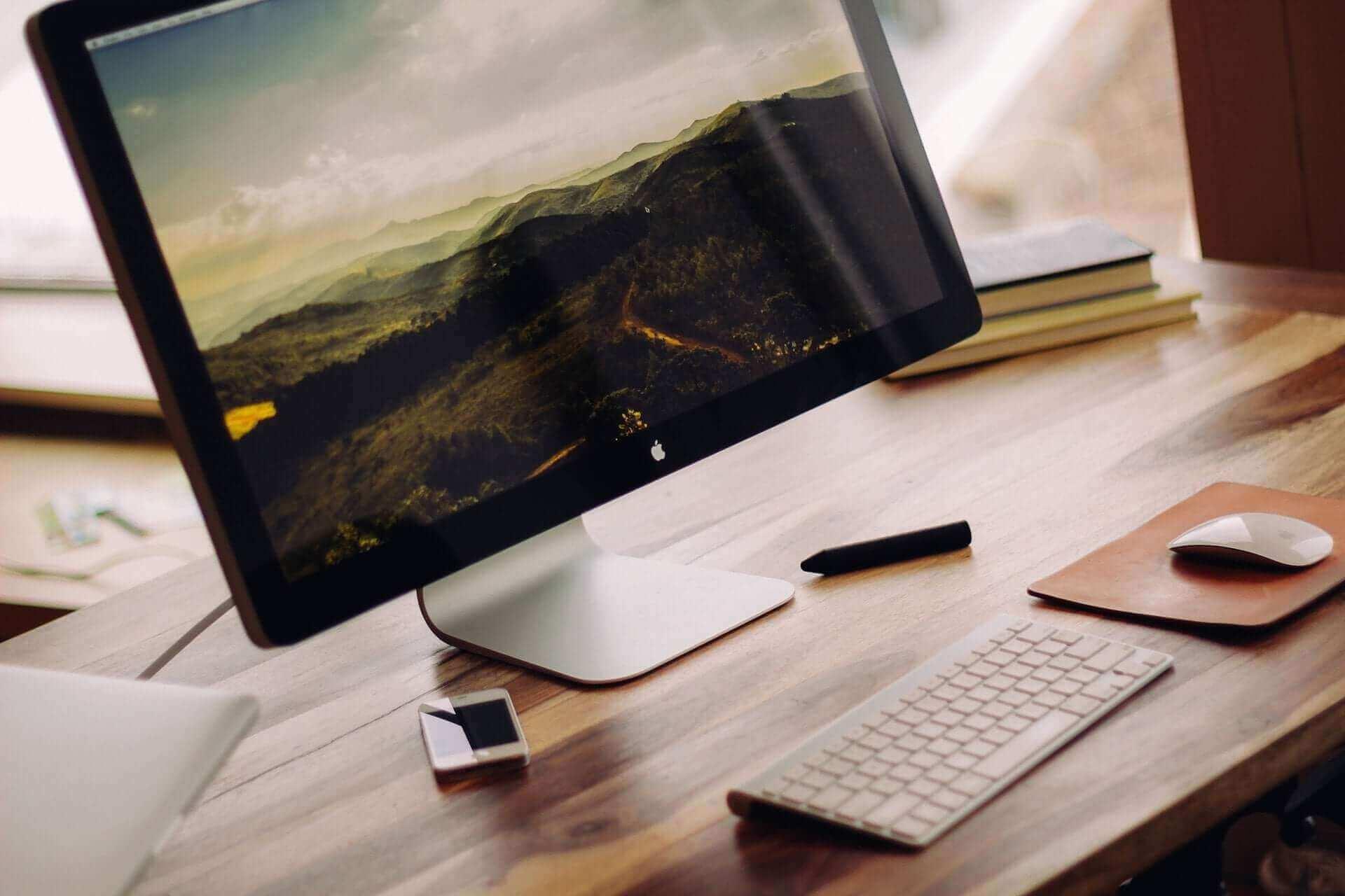 デスクトップは常にきれいに