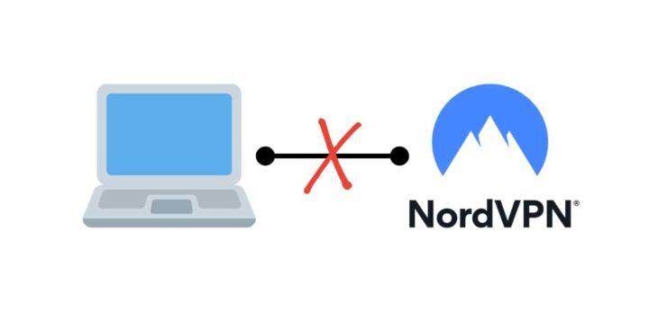 NordVPNを使っていてネットが全く繋がらなくなった時の対処