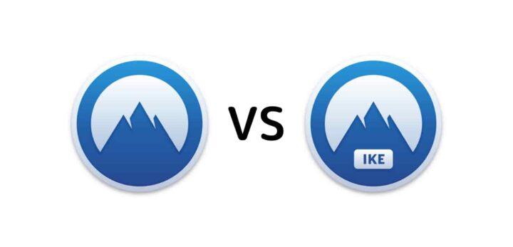 Macの「NordVPN 」と「NordVPN IKE」の違いがわからない!って人のための比較記事